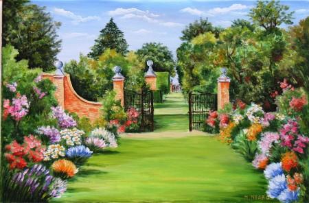 Giardino d 39 autore il giardino inglese 1 parte - Giardino in inglese ...